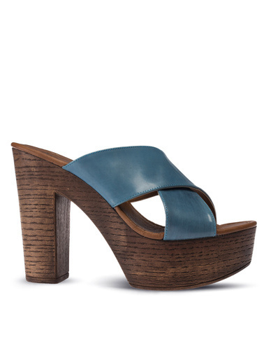 Deery Sandalet Mavi